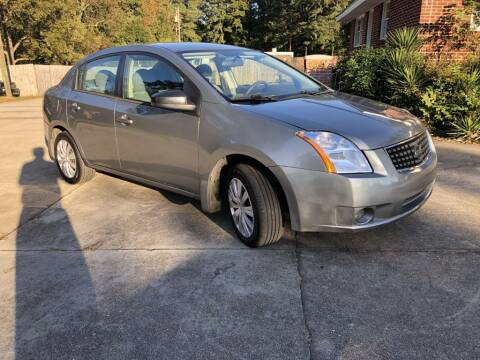 2008 Nissan Sentra for sale at L & M Auto Broker in Stone Mountain GA
