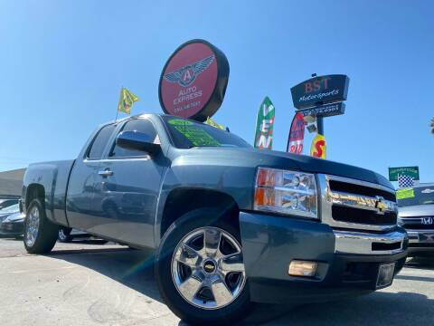 2011 Chevrolet Silverado 1500 for sale at Auto Express in Chula Vista CA