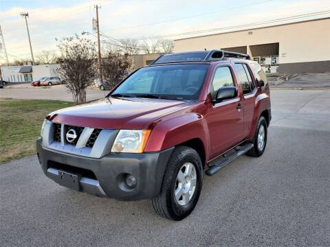 2007 Nissan Xterra for sale at Image Auto Sales in Dallas TX