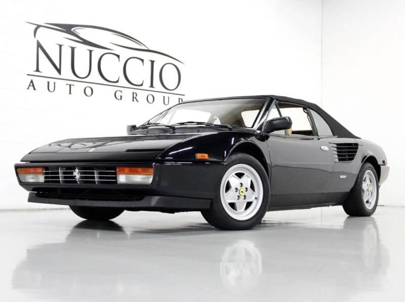 1987 Ferrari Mondial Cabriolet for sale in Addison, IL