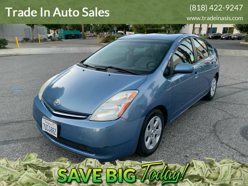2009 Toyota Prius for sale at Trade In Auto Sales in Van Nuys CA