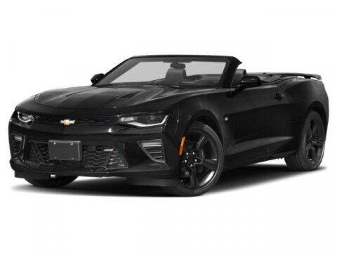 2018 Chevrolet Camaro for sale at Bergey's Buick GMC in Souderton PA