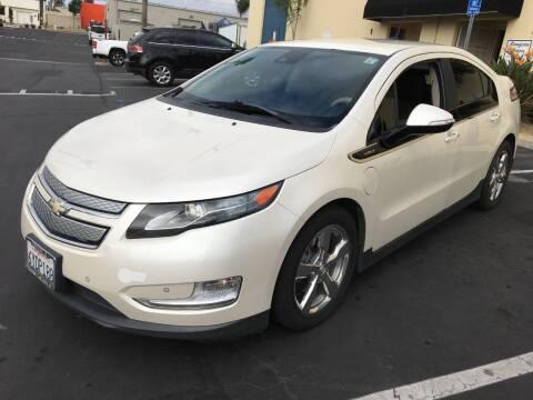 2013 Chevrolet Volt for sale at MANGIONE MOTORS ORANGE COUNTY in Costa Mesa CA