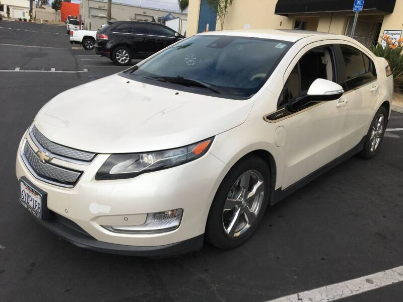 2013 Chevrolet Volt for sale at MANGIONE MOTORS ORANGE COUNTY in Costa Mesa CA