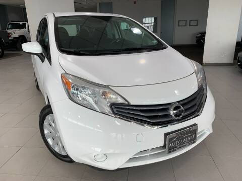2015 Nissan Versa Note for sale at Auto Mall of Springfield in Springfield IL