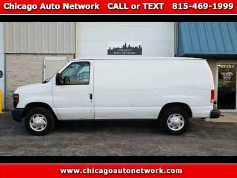 2012 Ford E-Series Cargo for sale at Chicago Auto Network in Mokena IL