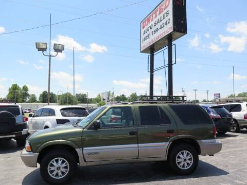 2001 GMC Jimmy for sale at United Auto Sales in Oklahoma City OK