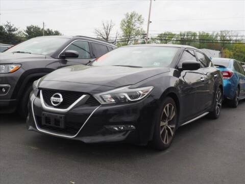 2018 Nissan Maxima for sale at Buhler and Bitter Chrysler Jeep in Hazlet NJ