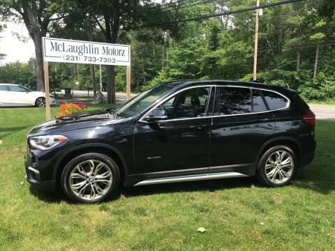 2018 BMW X1 for sale at McLaughlin Motorz in North Muskegon MI