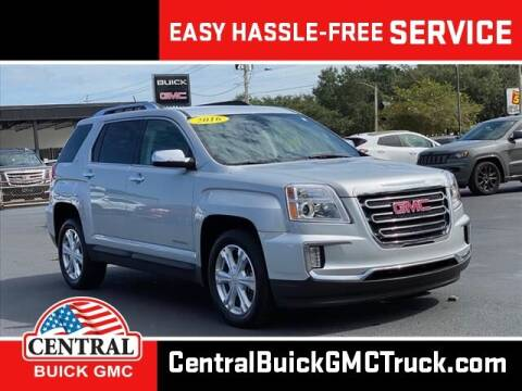 2016 GMC Terrain for sale at Central Buick GMC in Winter Haven FL