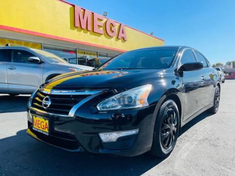 2015 Nissan Altima for sale at Mega Auto Sales in Wenatchee WA