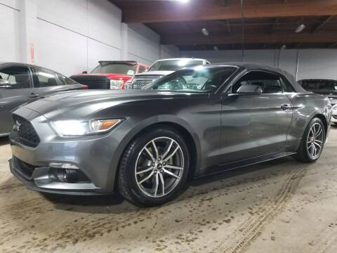 2015 Ford Mustang for sale at 916 Auto Mart ONLY $399 DOWN!!!* in Sacramento CA