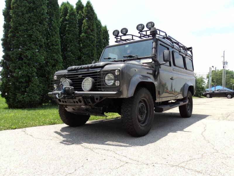 1990 Land Rover Defender for sale at Indy Star Motors in Indianapolis IN