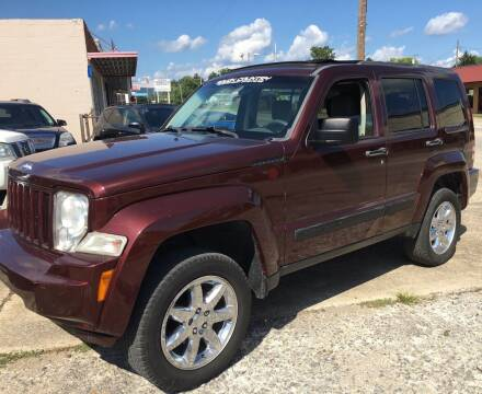 2008 Jeep Liberty for sale at CARS PLUS MORE LLC in Cowan TN