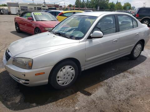 2006 Hyundai Elantra for sale at KC Cars Inc. in Portland OR