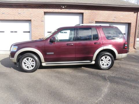 2007 Ford Explorer for sale at Wolcott Auto Exchange in Wolcott CT