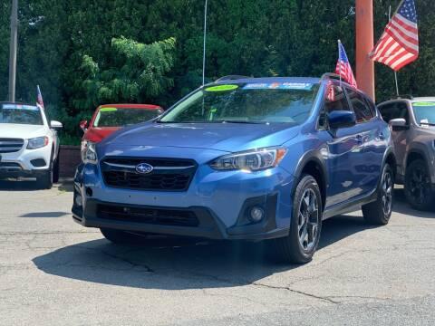 2019 Subaru Crosstrek for sale at Bloomingdale Auto Group - The Car House in Butler NJ