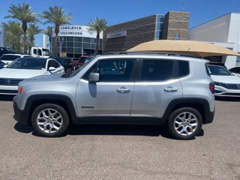 2017 Jeep Renegade for sale at Camelback Volkswagen Subaru in Phoenix AZ