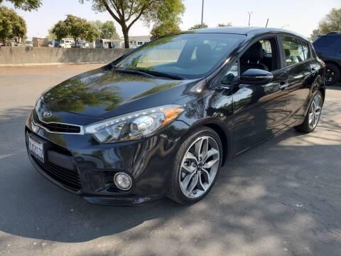 2016 Kia Forte5 for sale at Matador Motors in Sacramento CA