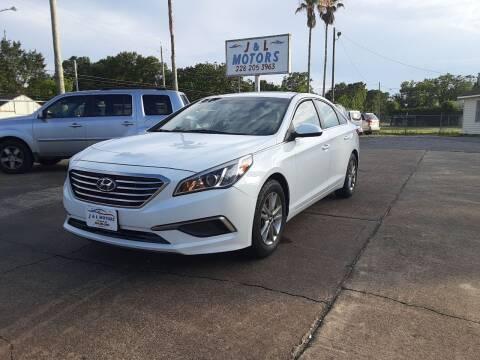 2017 Hyundai Sonata for sale at J & L Motors in Pascagoula MS