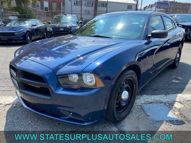 2014 Dodge Charger for sale at State Surplus Auto in Newark NJ