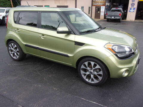 2013 Kia Soul for sale at Dave Thornton North East Motors in North East PA