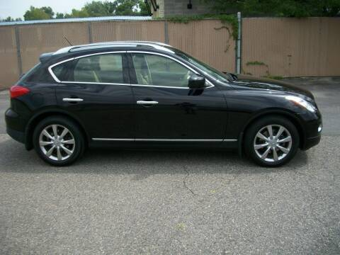 2012 Infiniti EX35 for sale at Auto Outlet in Billings MT