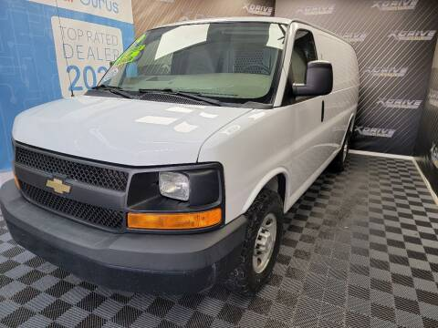 2014 Chevrolet Express Cargo for sale at X Drive Auto Sales Inc. in Dearborn Heights MI
