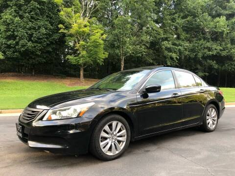 2011 Honda Accord for sale at Top Notch Luxury Motors in Decatur GA