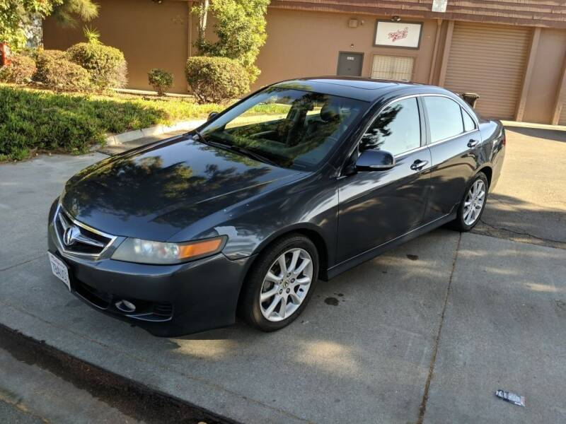 2006 Acura TSX for sale at Skye Auto in Fremont CA