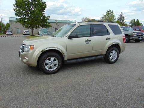 2010 Ford Escape for sale at CR Garland Auto Sales in Fredericksburg VA