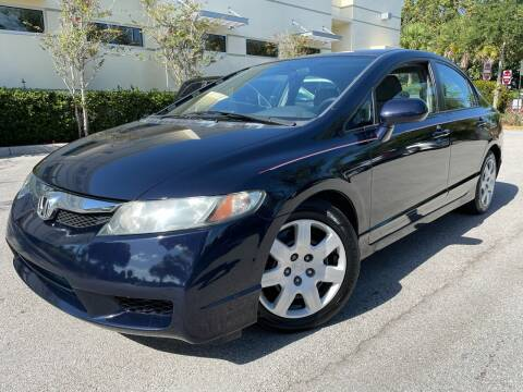 2011 Honda Civic for sale at Car Net Auto Sales in Plantation FL
