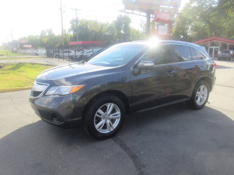 2015 Acura RDX for sale at Car Connection in Little Rock AR
