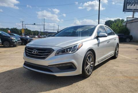 2015 Hyundai Sonata for sale at International Auto Sales in Garland TX