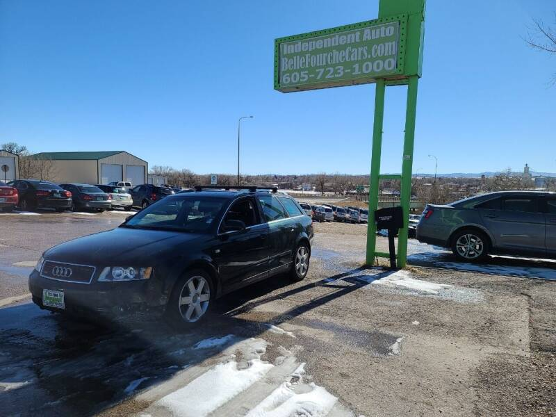 2004 Audi A4 for sale at Independent Auto in Belle Fourche SD