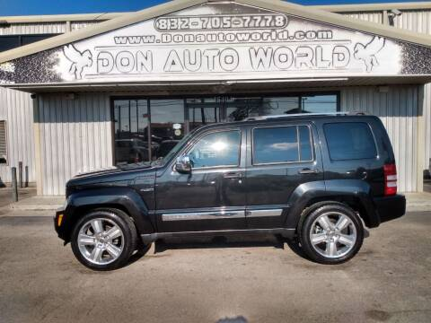 2011 Jeep Liberty for sale at Don Auto World in Houston TX