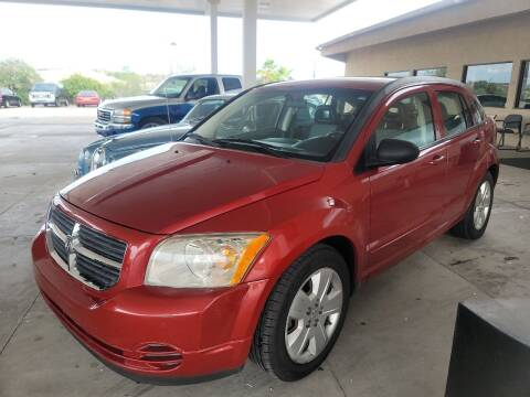 2009 Dodge Caliber for sale at Carzz Motor Sports in Fountain Hills AZ