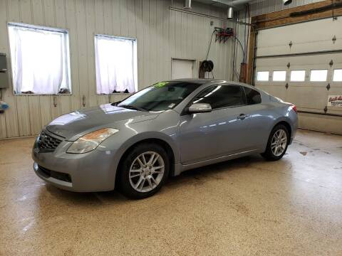 2008 Nissan Altima for sale at Sand's Auto Sales in Cambridge MN