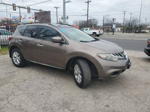 2011 Nissan Murano for sale at C.J. AUTO SALES llc. in San Antonio TX