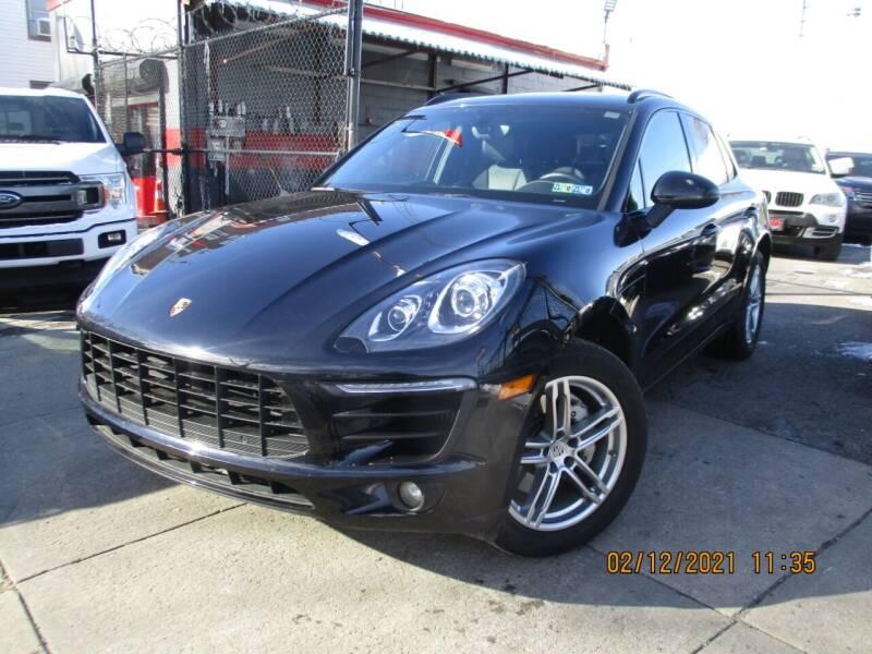 2016 Porsche Macan for sale at Newark Auto Sports Co. in Newark NJ