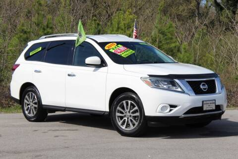 2015 Nissan Pathfinder for sale at McMinn Motors Inc in Athens TN