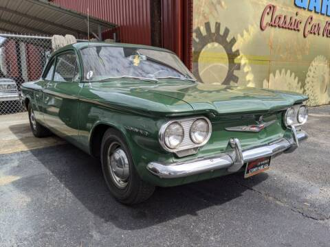 1960 Chevrolet Corvair for sale at Rehab Garage, LLC in Tomball TX