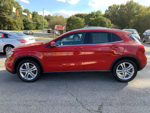 2015 Mercedes-Benz GLA for sale at Simple Auto Solutions LLC in Greensboro NC