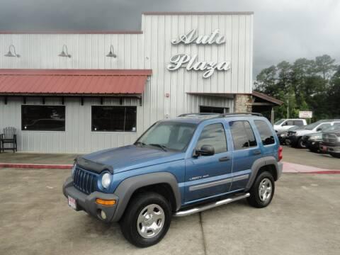 2003 Jeep Liberty for sale at Grantz Auto Plaza LLC in Lumberton TX