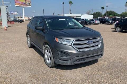 2018 Ford Edge for sale at FREDY USED CAR SALES in Houston TX