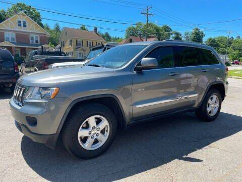 2011 Jeep Grand Cherokee for sale at Connecticut Auto Wholesalers in Torrington CT