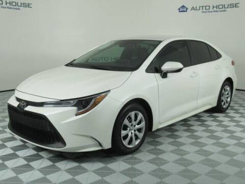 2021 Toyota Corolla for sale at Curry's Cars Powered by Autohouse - Auto House Tempe in Tempe AZ