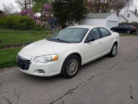2004 Chrysler Sebring for sale at REM Motors in Columbus OH