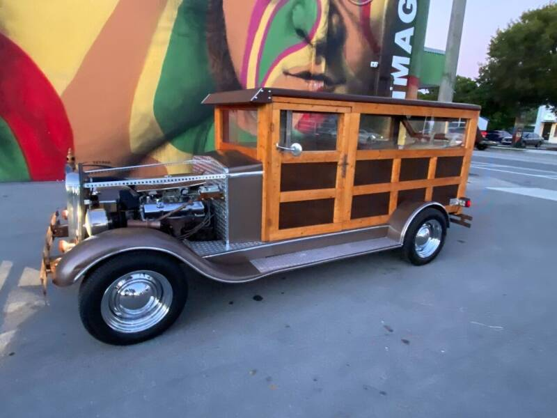 1930 Ford WOODY for sale at BIG BOY DIESELS in Ft Lauderdale FL