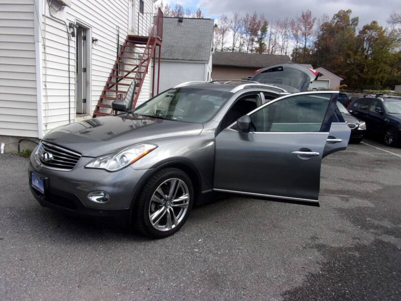 2012 Infiniti EX35 AWD Journey 4dr Crossover - Lanham MD